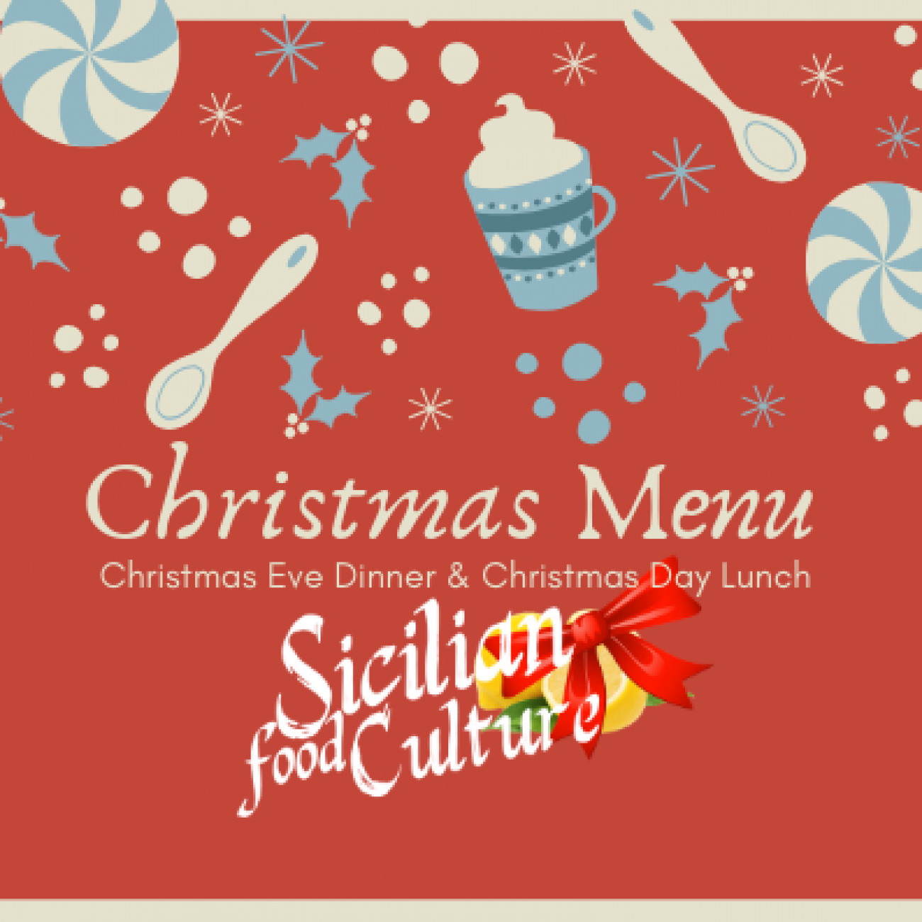 Christmas Menu Ideas.Sicilian Christmas Eve And Christmas Day Menu Ideas